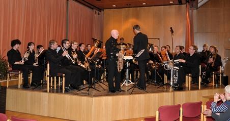 Konzert mit Steven Mead 06-2011
